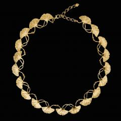Gingko Collier