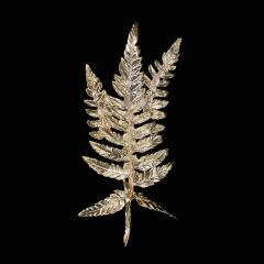 Three Leave Fern Pin - Farn