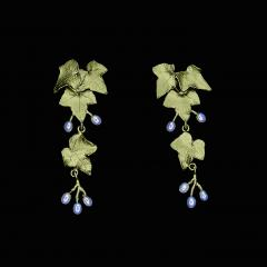 Ivy Statement Post Earrings - Efeu